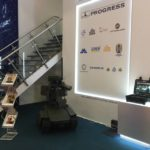 Участие в крупнейшей европейской выставке оборонной промышленности.