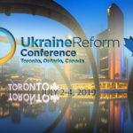 Новые перспективы на Ukraine Reform Conference 2019 в Toronto.