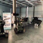 «ІНФОКОМ ЛТД» демонструє свої безпілотні роботизовані комплекси на заході «Ліги оборонних підприємств України»
