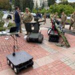 Сегодня TEMERLAND принимает участие в XXI научно-технической конференции «Перспективы развития вооружения и военной техники Вооруженных Сил Украины. Проблемные вопросы и пути их решения».