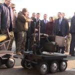 Президент Украины Владимир Зеленский посетил стенд компании TЕМЕРЛАНД